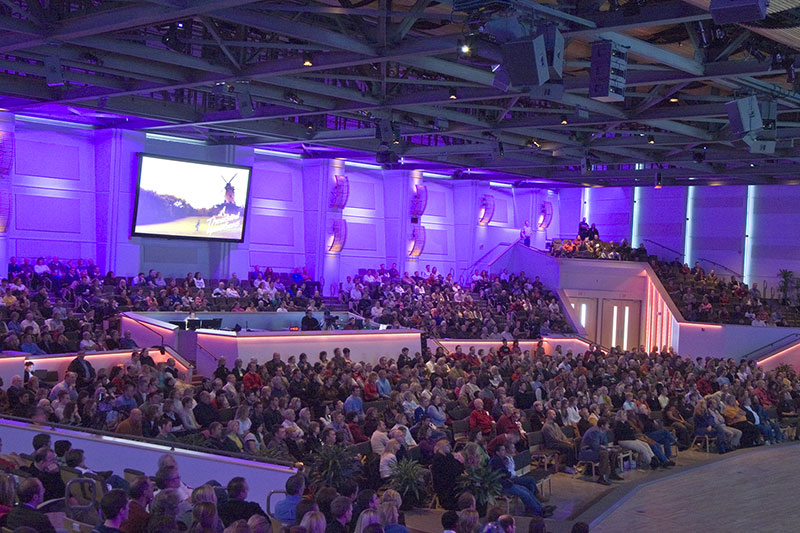 Vista Is A Lighting Vision For Grace Community Church