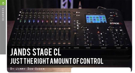 CX magazine reviews Stage CL | Jands Australia