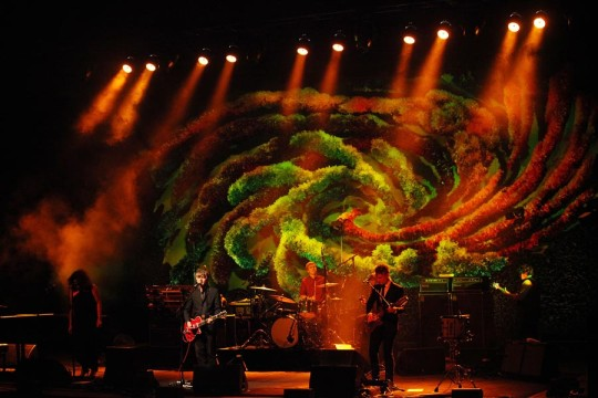 Neil Finn Dizzy Heights tour